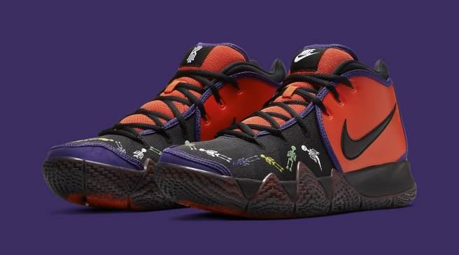 cheaper f1552 424a9 Nike Kyrie 4 | Sole Collector