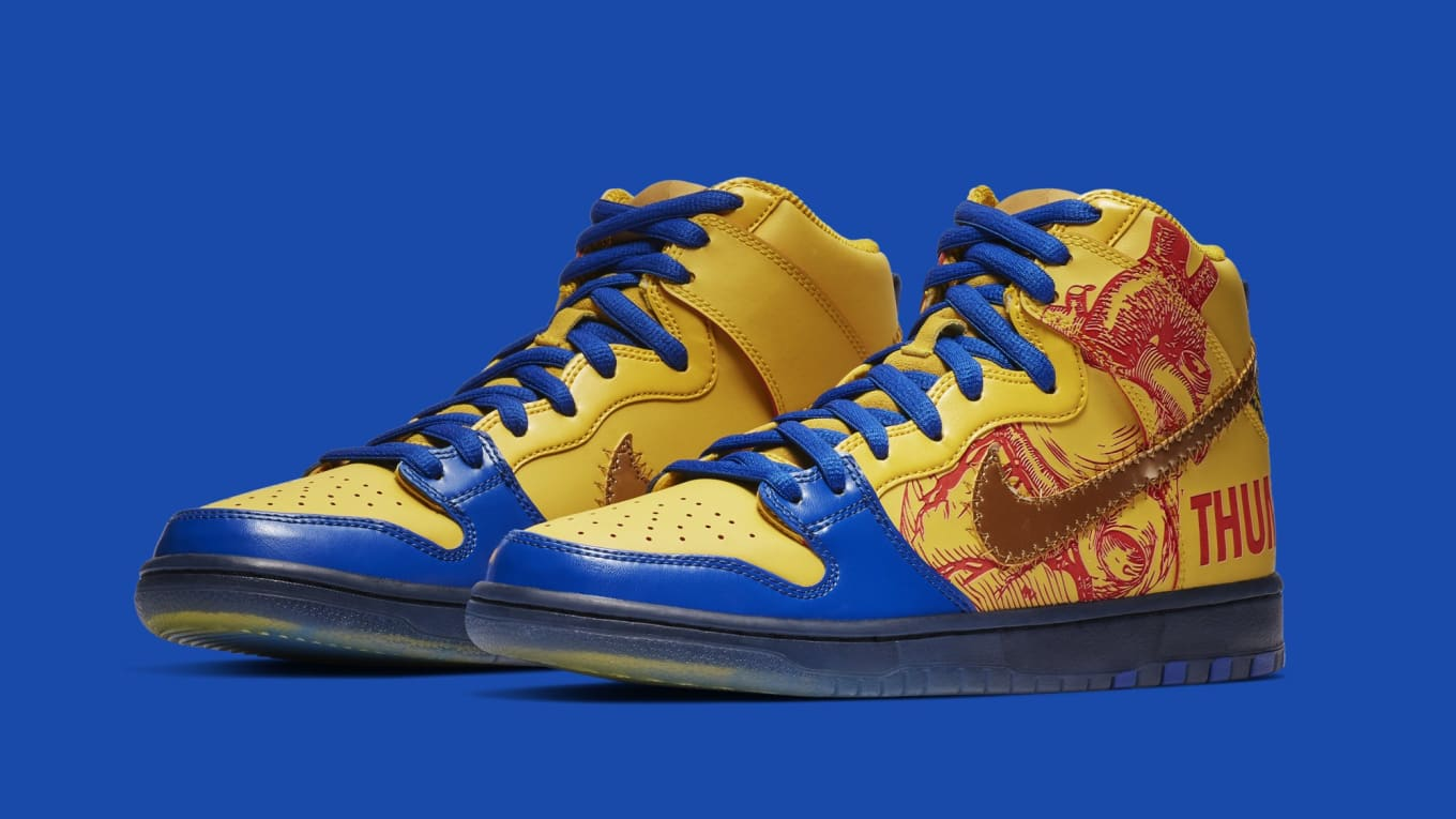promo code f456b 849f9 Nike Is Bringing Back Its  Doernbecher  SB Dunk High from 2012