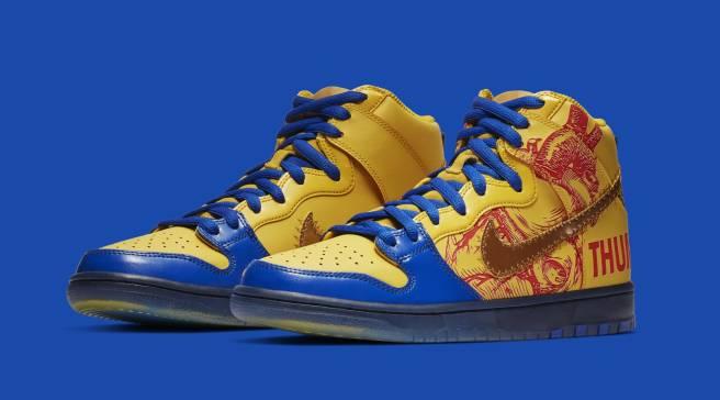 e29baaa4a7371 Nike Is Bringing Back Its  Doernbecher  SB Dunk High from 2012