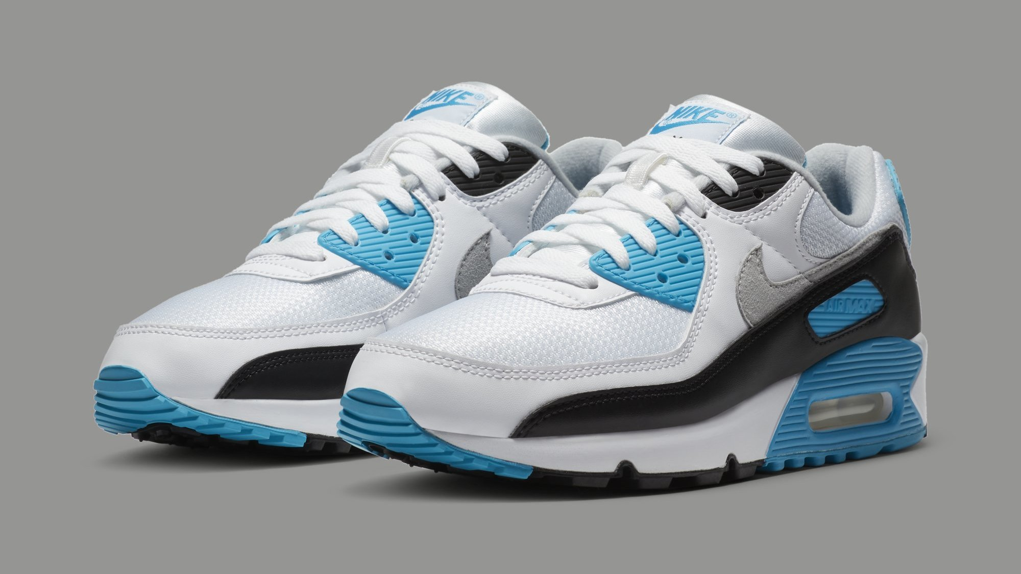 Nike Air Max 90 'Laser Blue' 2020 Release Date   Sole Collector