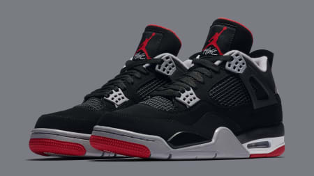 ec18293f151900 Detailed Look at the Upcoming 2019  Bred  Air Jordan 4s