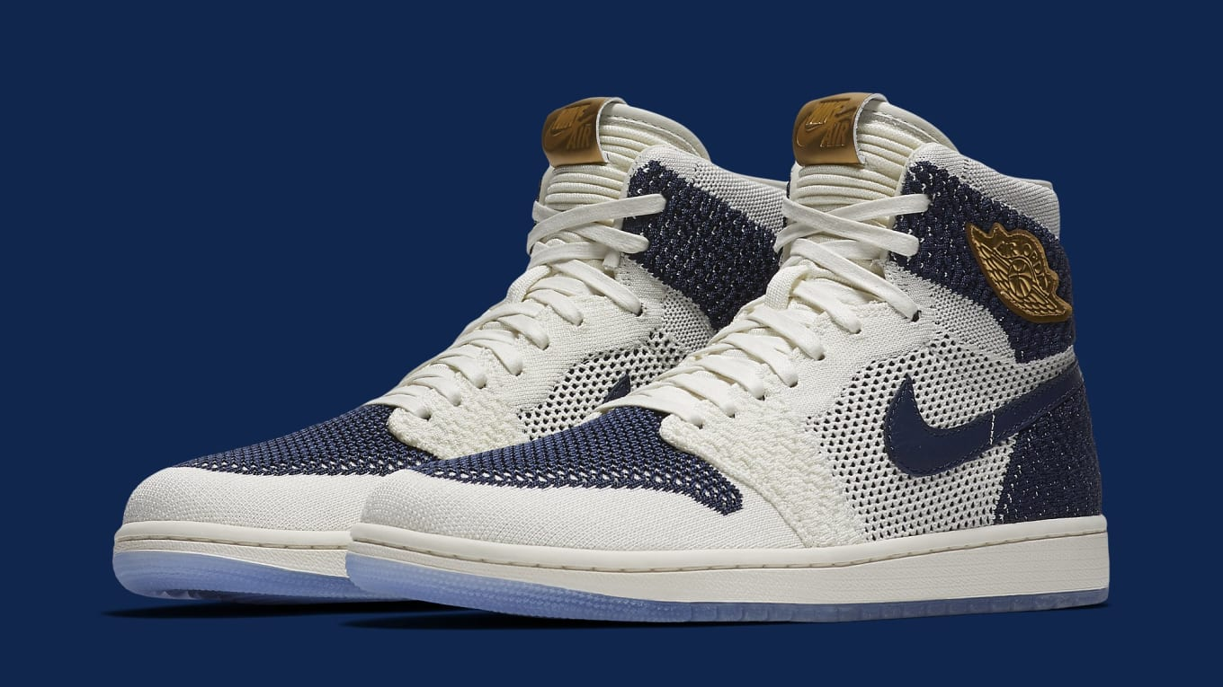 air jordan 1 flyknit re2pect