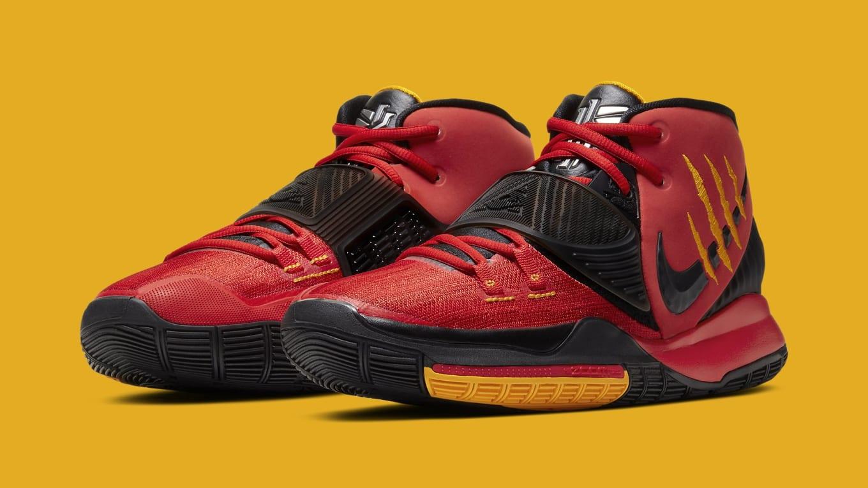 Nike Kyrie 6 'Bruce Lee' Mamba Mentality Release Date | Sole ...