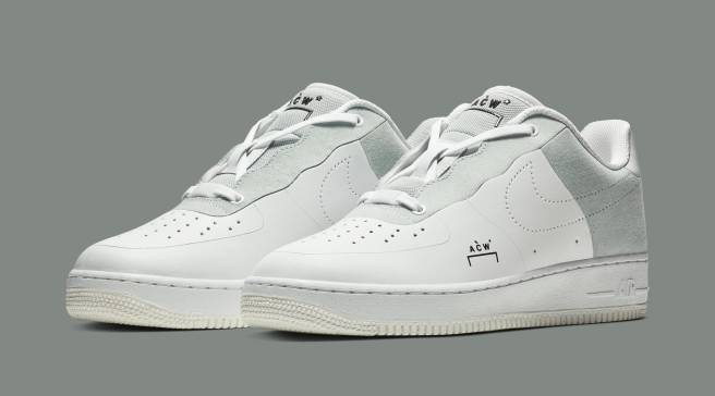 premium selection 784c8 5728c A-Cold-Wall s Air Force 1 Collab Is Crafted With Flyleather