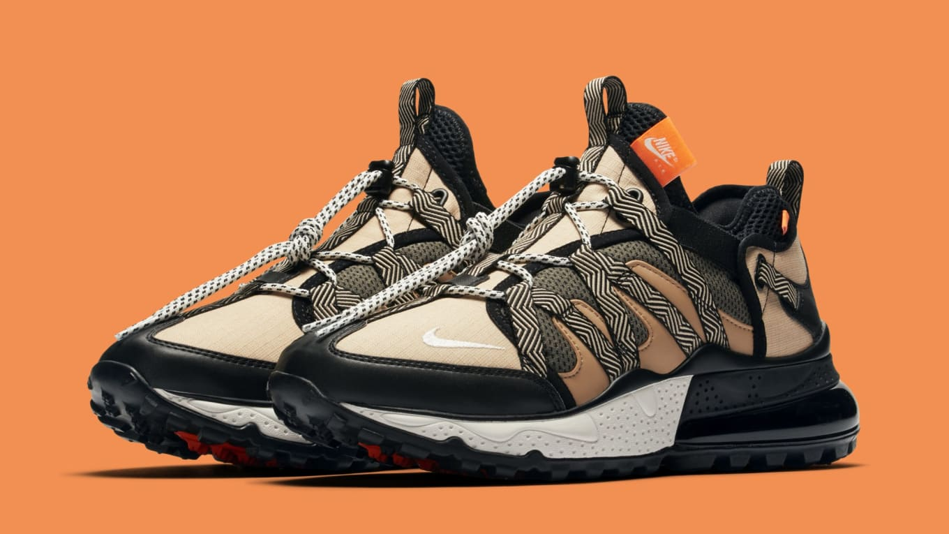 the best attitude a5dd7 4f89b  90s ACG vibes on the Air Max 270 Bowfin.