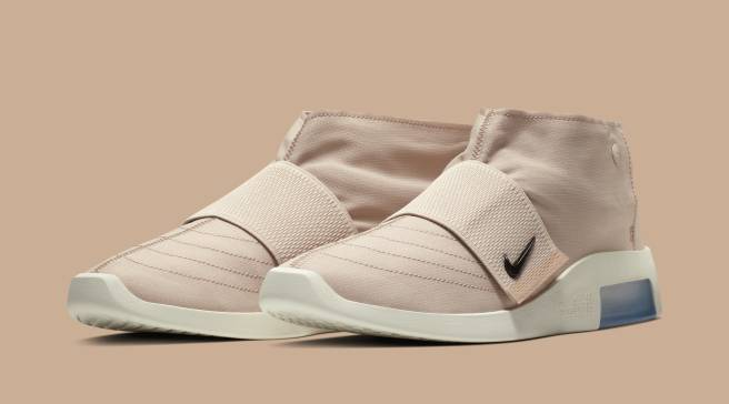 55eada4cd6d4f The  Particle Beige  Air Fear of God Moc Gets a Release Date