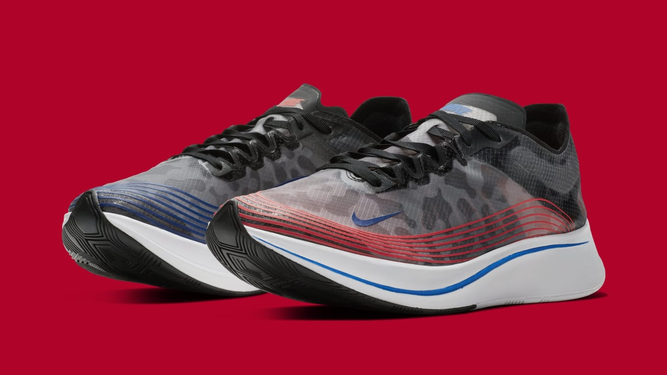 1467937ff36e Mismatched Colorway of Nike s Zoom Fly SP. Another  Shanghai  edition from  Nike.