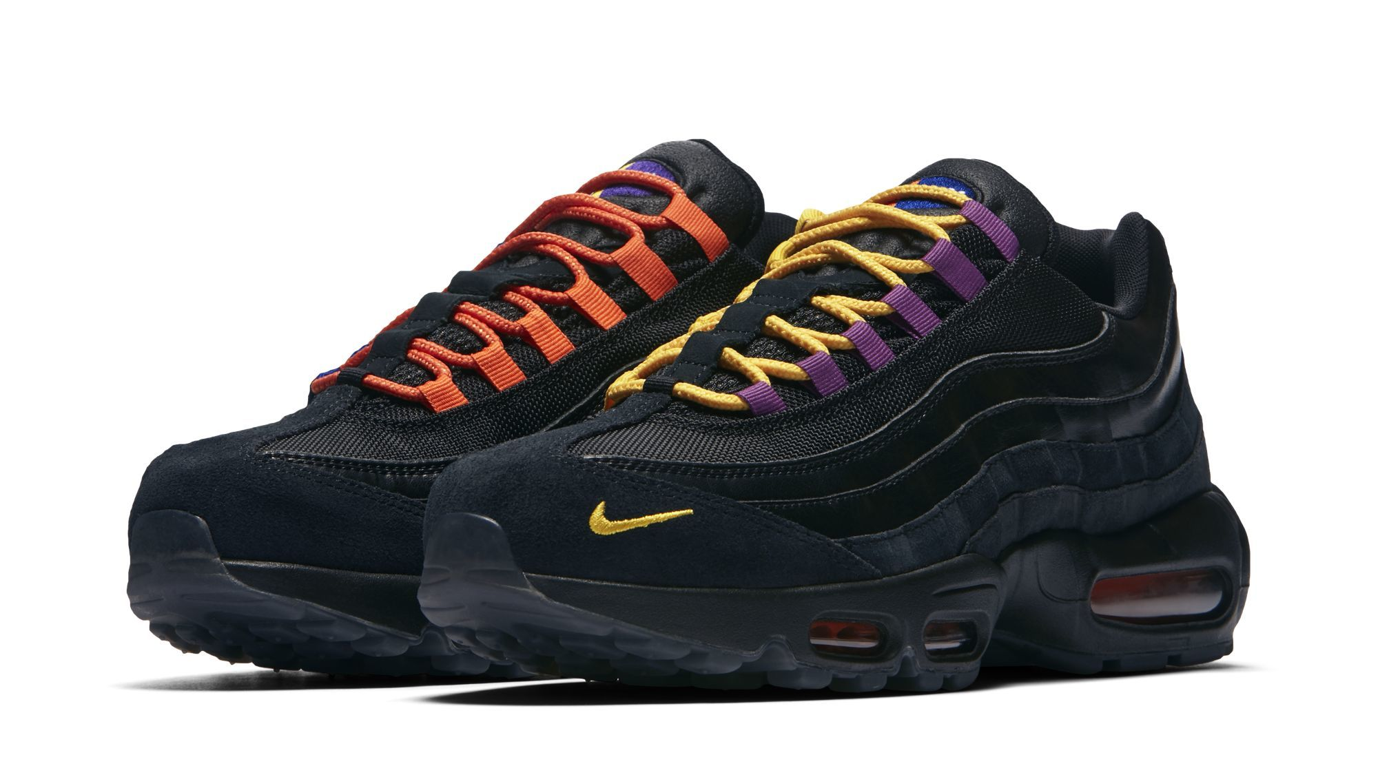 e820daefa5 Nike Air Max 95 Premium 'LA/NYC' Release Date | Sole Collector