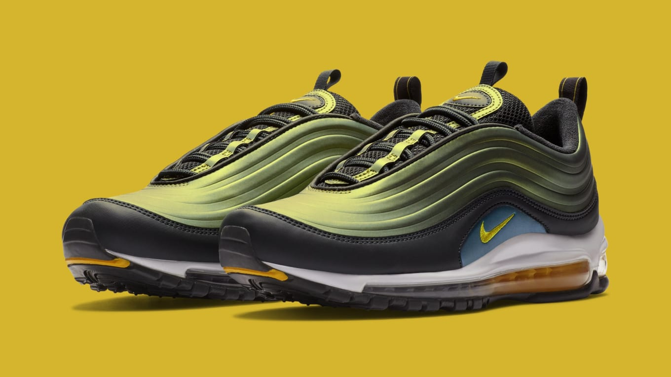Nike Air Max 97 Iridescent Released in Feb – Sneaker Debut