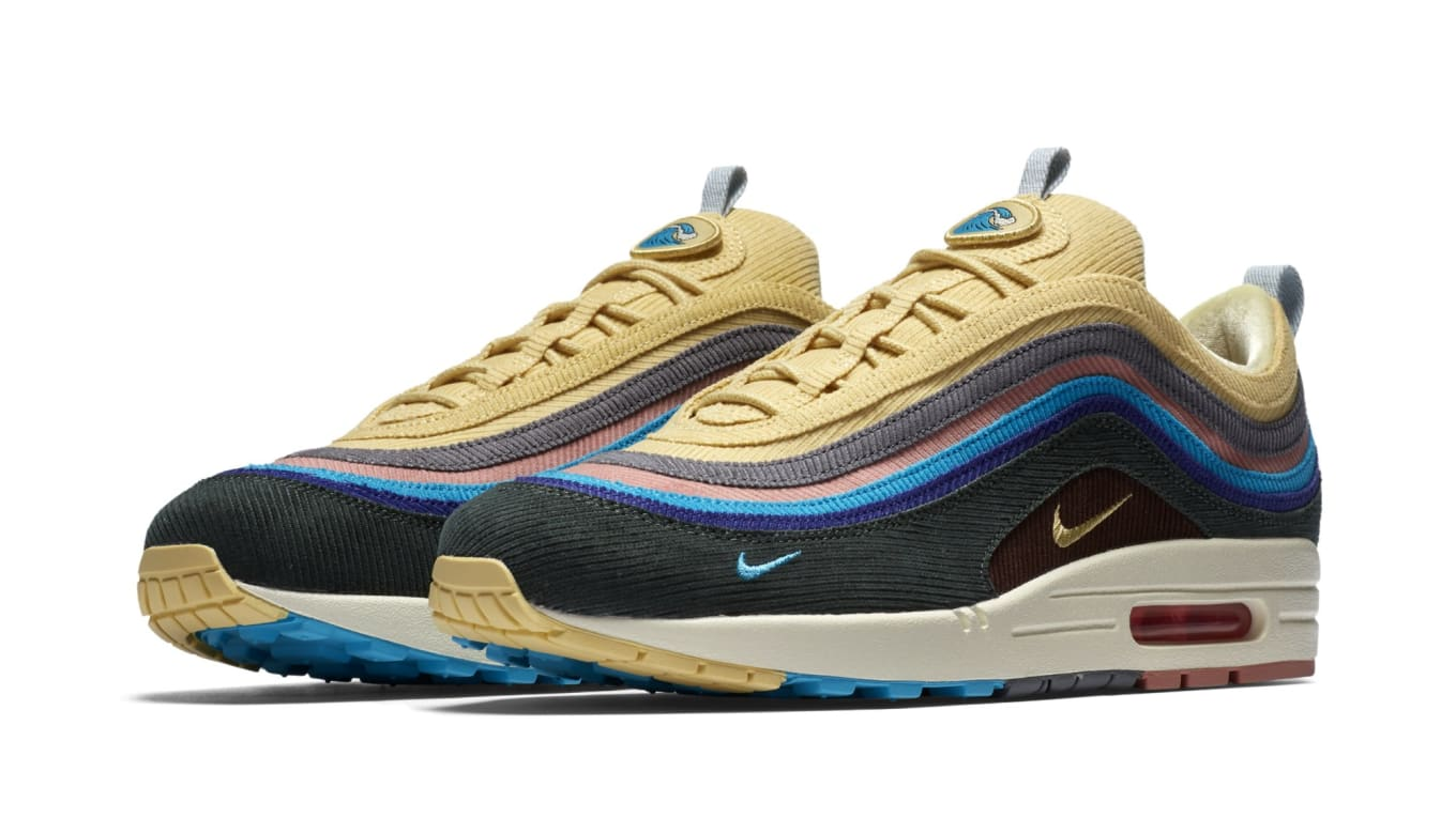 Sean Wotherspoon x Nike Air Max 1 97 End. Clothing Restock  6a36a26ae
