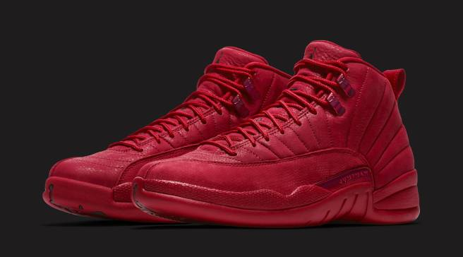a1c516488 Detailed Look at the  Gym Red  Air Jordan 12