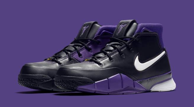b0d2a5a5d66eb Another OG Colorway Returns on the Kobe 1 Protro