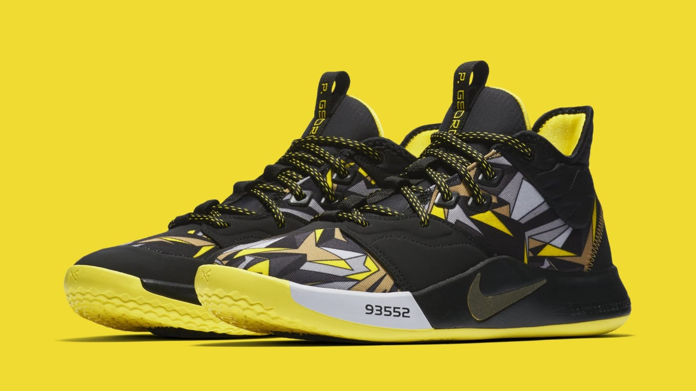 92a289ce5639 Nike PG 3  Mamba Mentality  Multi-Color Opti Yellow AO2607-900 ...