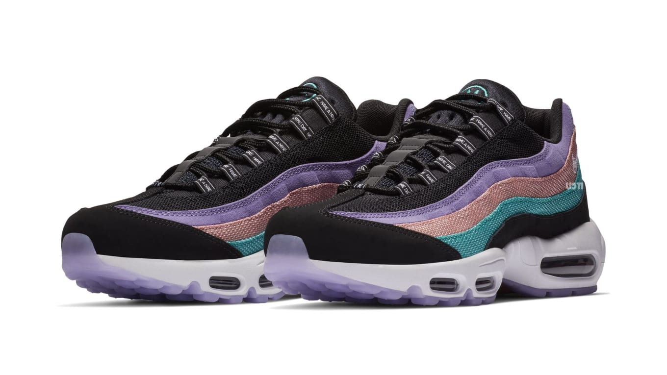 dc3fedbd94aa These Air Max 95s Celebrate Air Max Day 2019.  Have a Nike ...