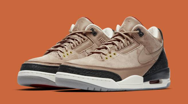 5f57249df8dd67 Detailed Look at Justin Timberlake s  Bio Beige  Air Jordan 3 JTH
