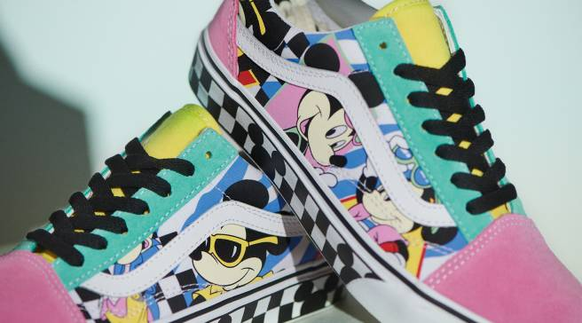 932e45662c1 Disney and Vans Made More Mickey Mouse Sneakers