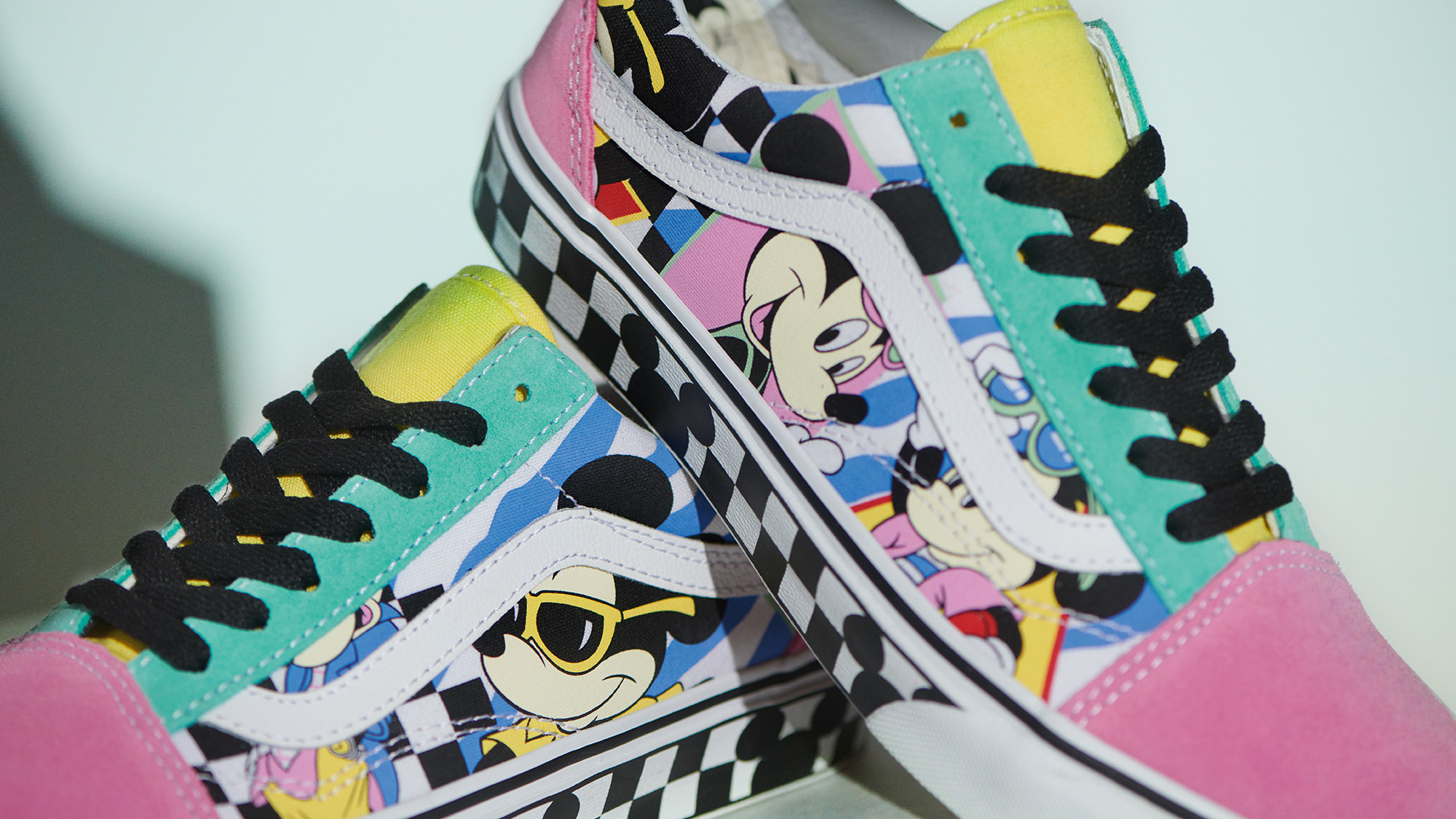 ec964a1286 Disney x Vans  Mickey Mouse  90th Anniversary Release Date