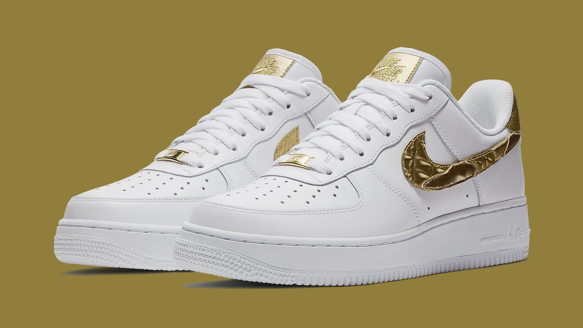 Nike Air Force 1s Inspired Cristiano Ronaldo Childhood | Sole ...