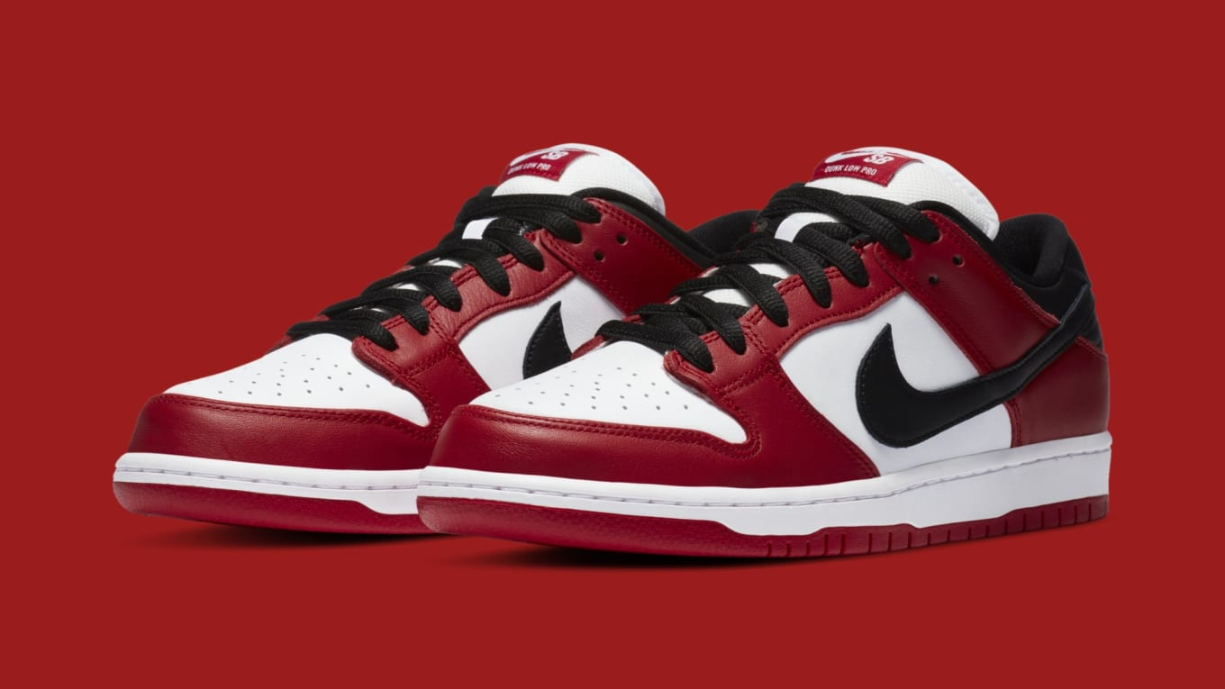 Nike SB Dunk Low 'Chicago' BQ6817-600 Release Date | Sole ...