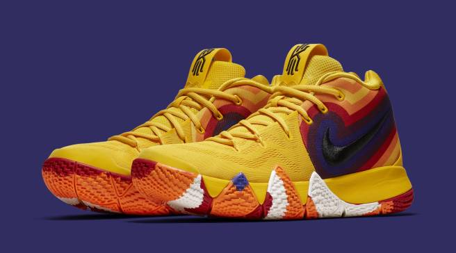 cheaper 3701c d9960 Nike Kyrie 4 | Sole Collector