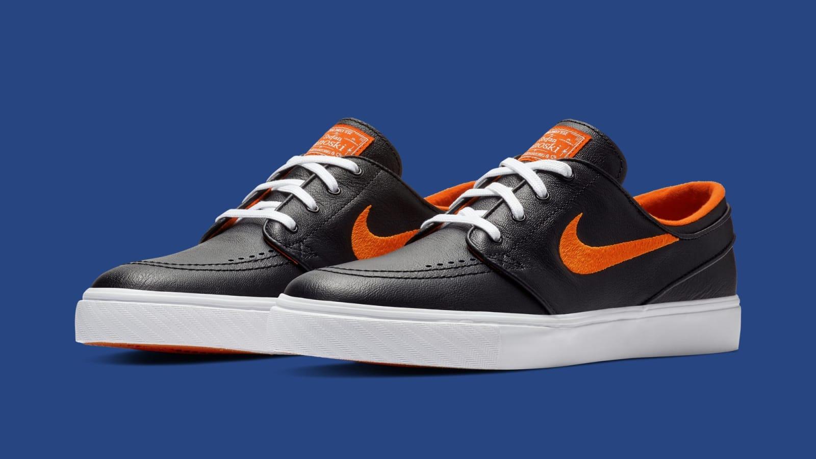 Nike SB Janoski Zoom NBA shoes New York Nicks