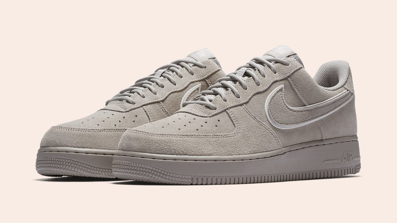 new arrivals 58876 e9436 Nike Air Force 1 Low 'Suede' Pack AA1117-201 AA1117-400 AA1117-601 ...