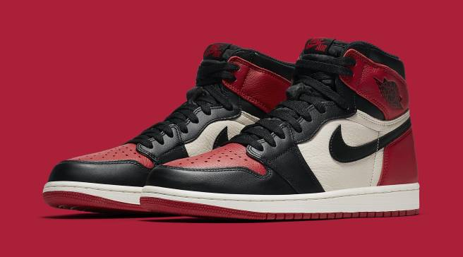 fd06d081c42 Where to Buy 'Bred Toe' Air Jordan 1s