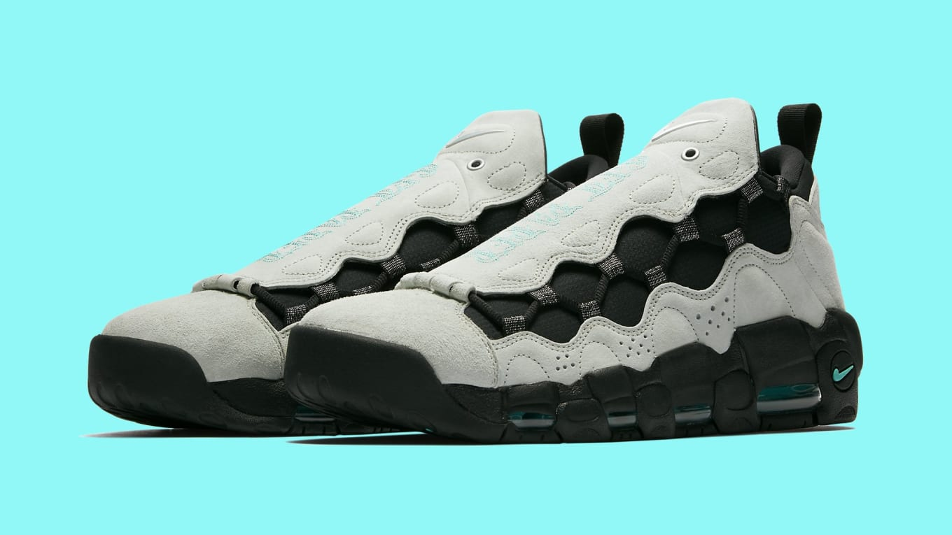 san francisco 1b0d0 7f5c0 Nike Air More Money releases on Jan. 11, 2018.