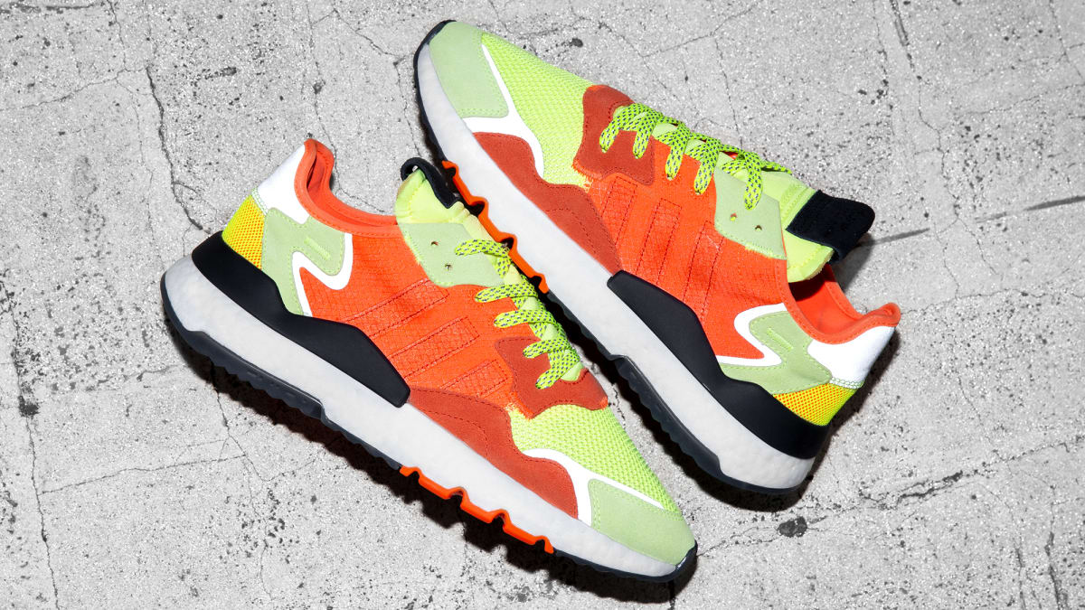 big sale 951d8 66c7e Is Dropping an Exclusive Adidas Nite Jogger
