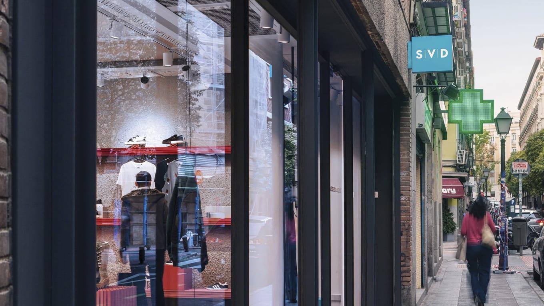 ca19bca49 The Spanish retailer reopens in Madrid.
