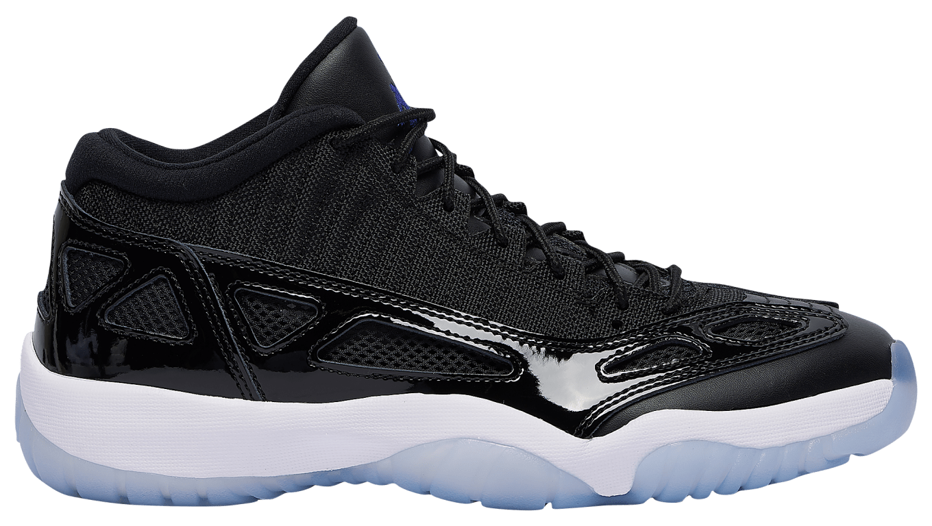 e596bbb5517ad Air Jordan 11 Low IE 'Space Jam' Black/Concord 919712-041 Release ...