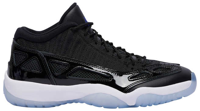new arrival 84772 11bfb Detailed Look at the  Space Jam  Air Jordan 11 Low IE