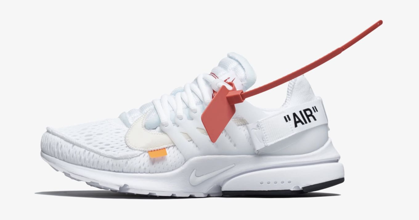 Virgil Abloh Off White Nike Jordan Price Guide | Sole Collector