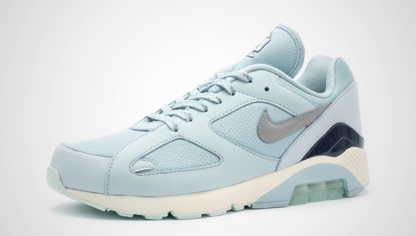 save off 99af2 a61ba Nike Adds 'Ice' Air Max 180 to 'Fire and Ice' Pack. Fill the 'Game of  Thrones' void with sneakers.