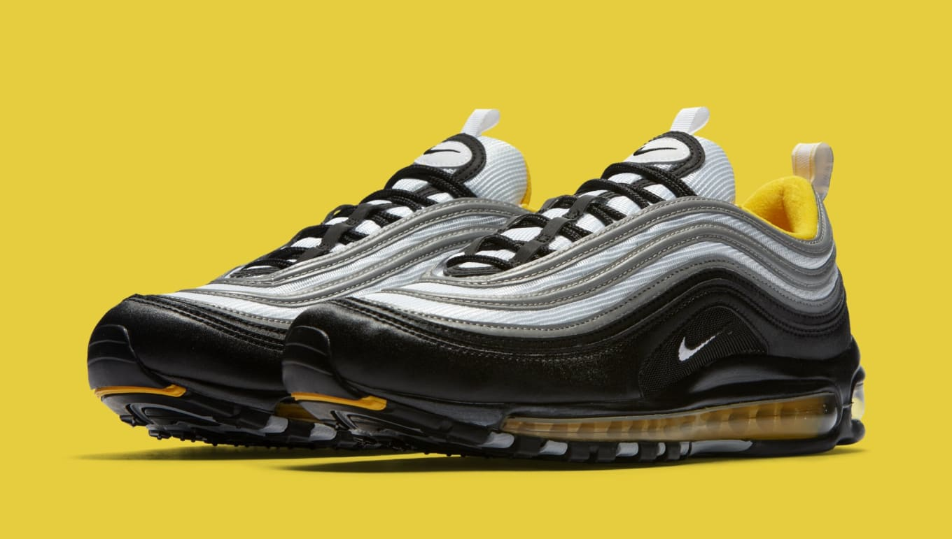 Nike Air Max 97 Black White Amarillo 921826-008 Release Date  882179ad7