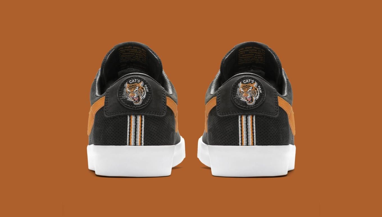 online store 86775 92a8e Nike SB Blazer Low GT Cats Paw Saloon AV3028-001 Release Dat