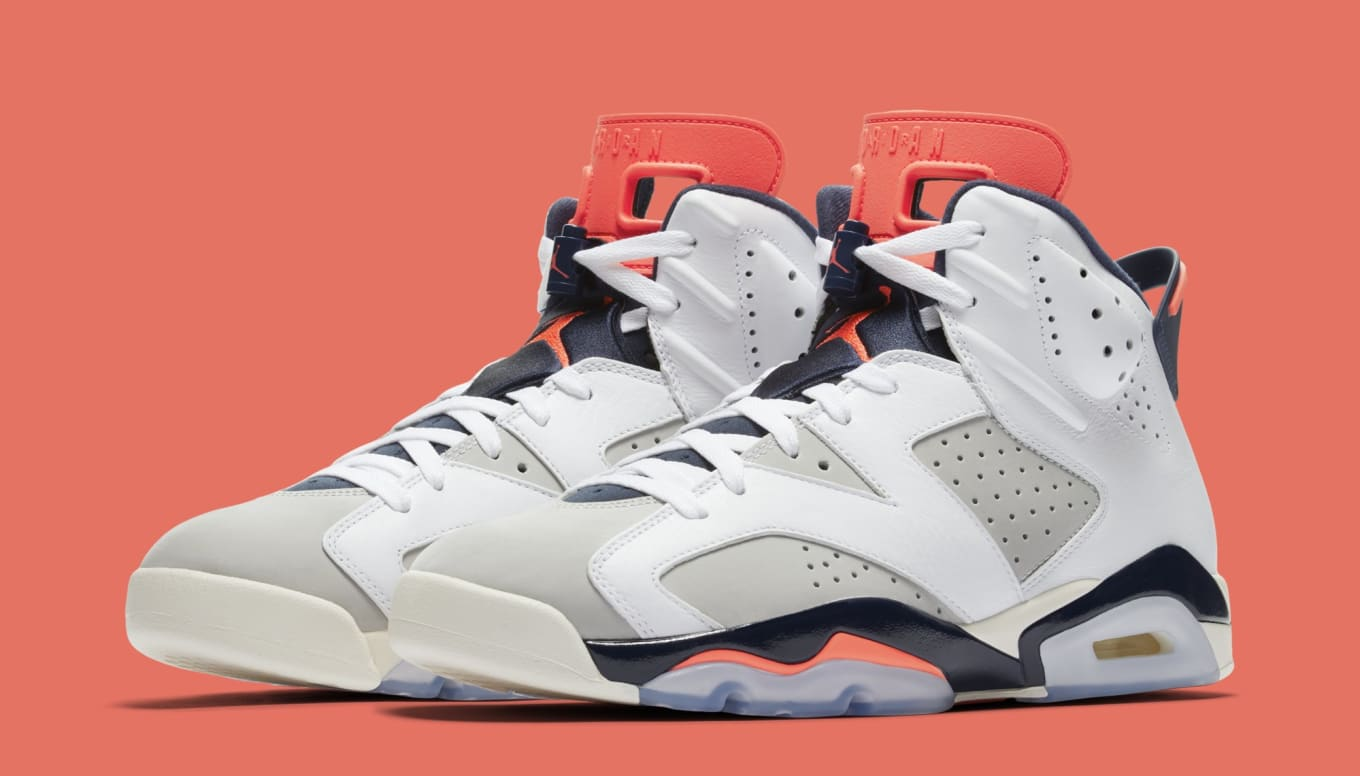on sale 0afe6 64b20 Air Jordan 6 Retro