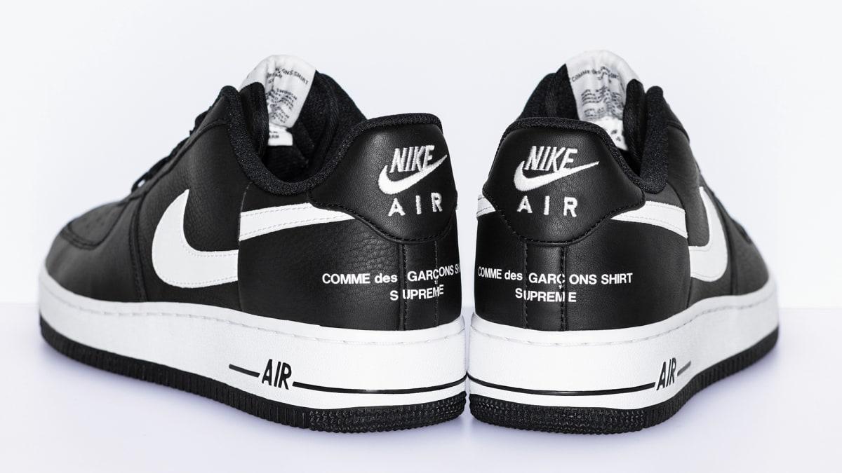 8aecc140037a Supreme x Comme Des Garcons x Nike Air Force 1 Fall Winter 2018 ...