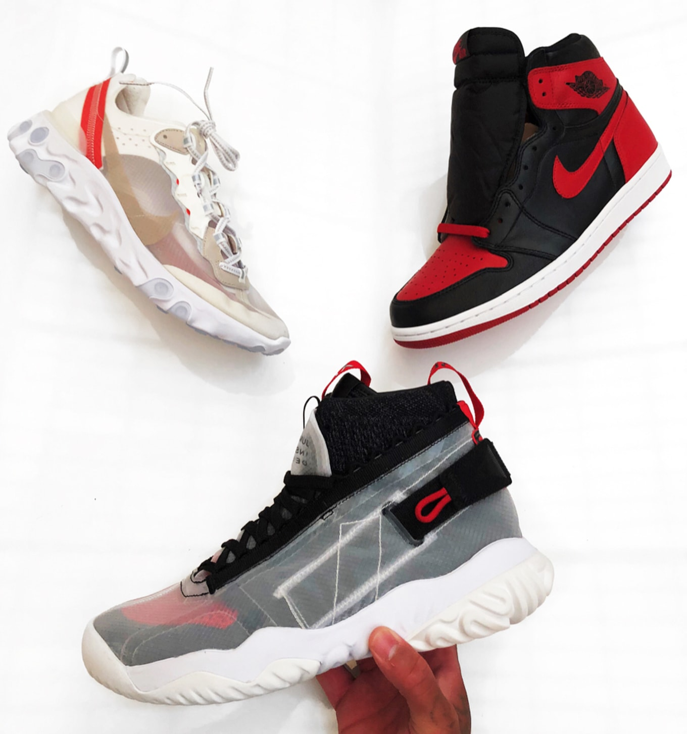 Air Jordan 1 React Preview Sole Collector