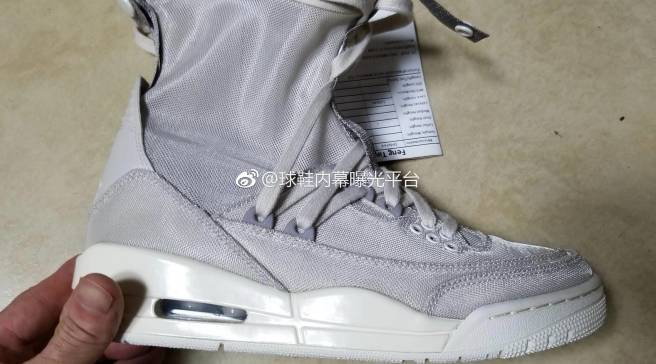 competitive price 15ff4 196ed Did the Air Jordan 3 Get Turned Into a Boot