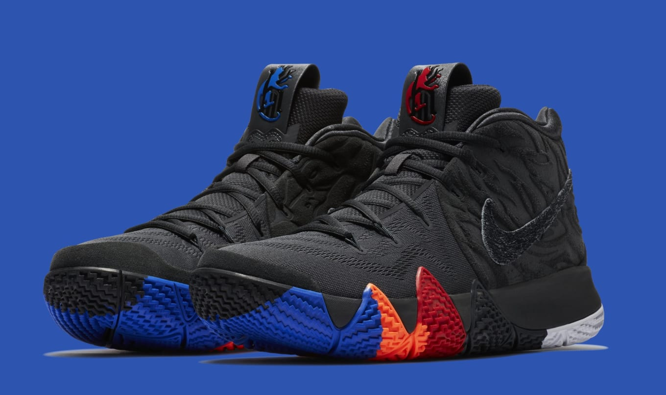 69e848a8fd1a Nike Kyrie 4  Year of the Monkey  943807-011 Release Date