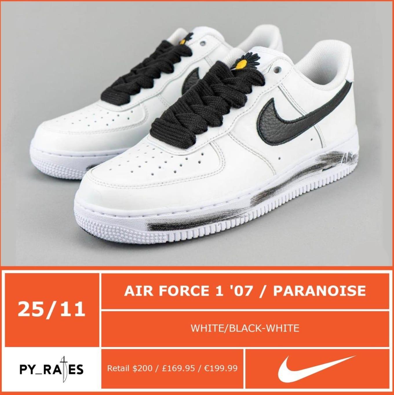 air force 1 25