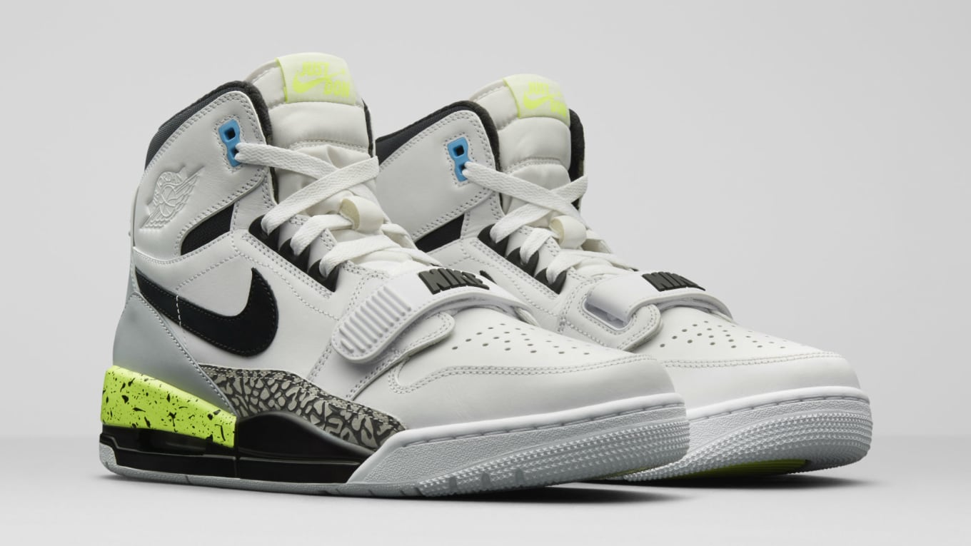 buy online 11e6f fa23b Don C x Jordan Legacy 312 'Inspired by' Pack Release Date ...