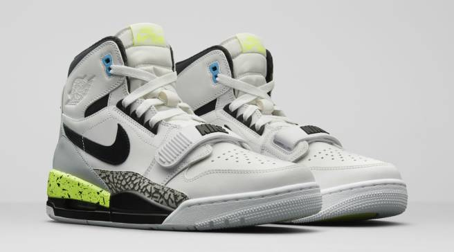 White Men Can't Jump Nike Air Command Force print | 90s