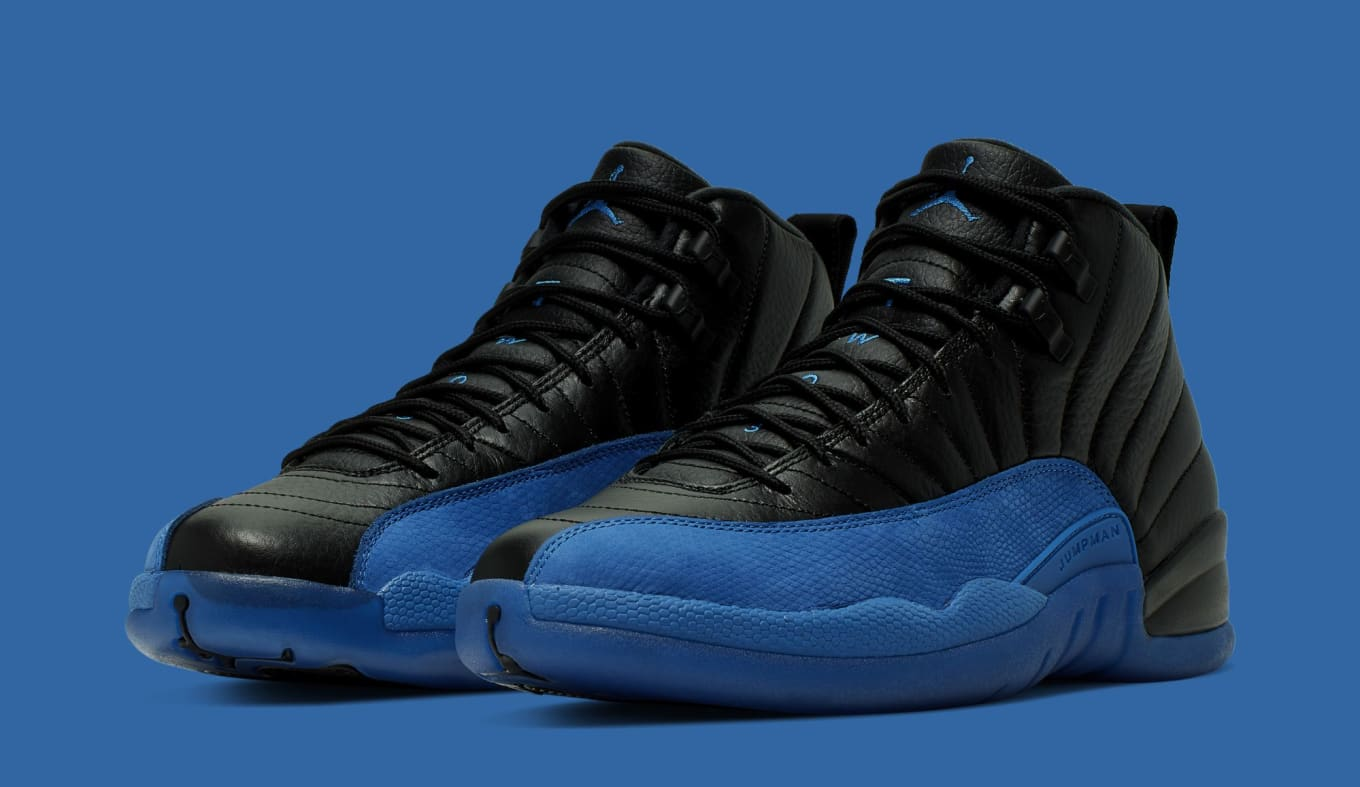 cheaper 48381 0ffd2 Air Jordan 12 Retro 'Game Royal' Release Date 130690-014 ...