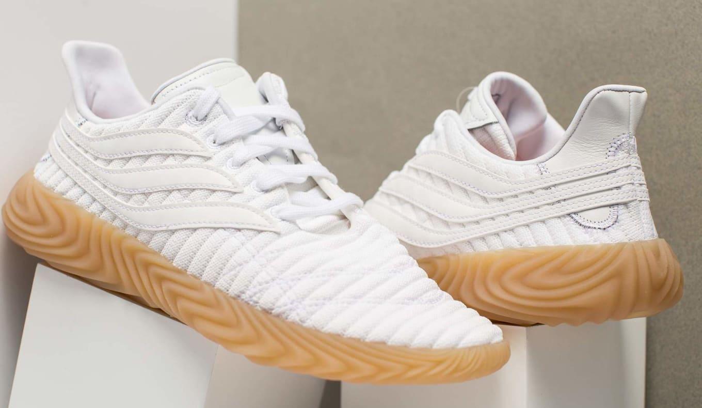 cd052182761a Adidas Originals Sobakov  White Gum  BB7666 Release Date