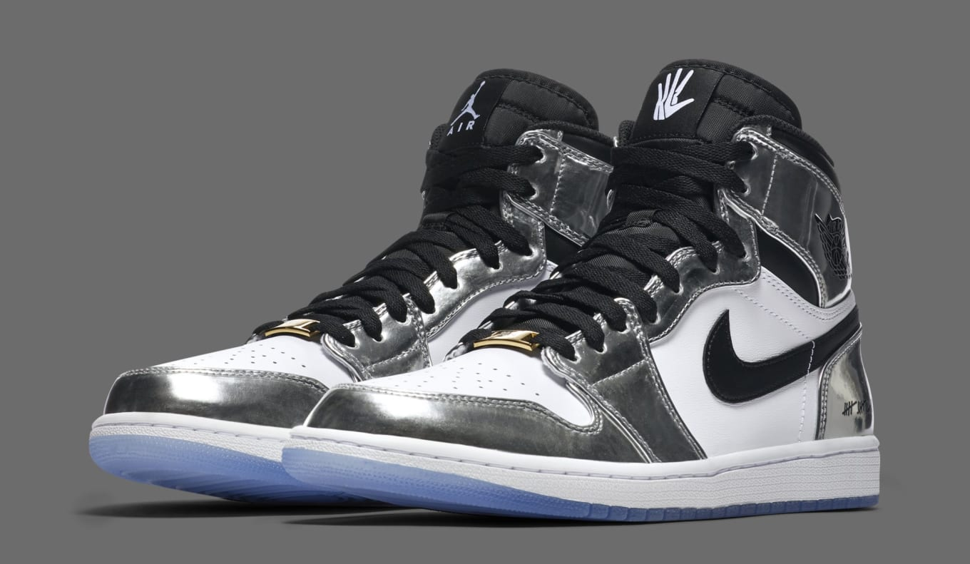 watch 703f2 adfb3 Where to Buy Kawhi Leonard's 'Pass the Torch' Air Jordan 1 ...