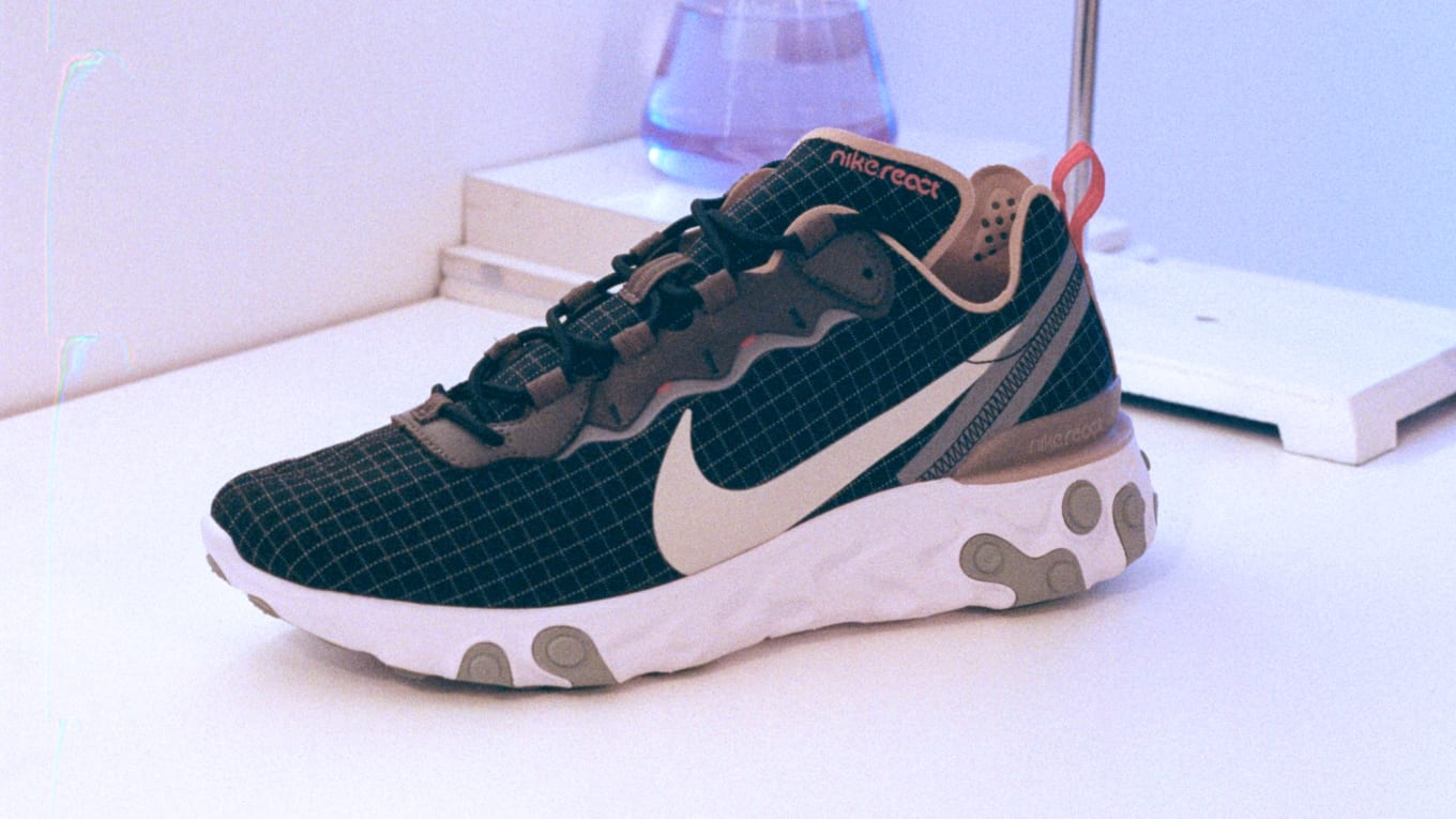 reputable site excellent quality united kingdom Size? x Nike React Element 55 Release Date | Sole Collector