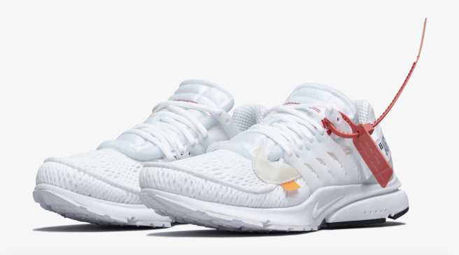 670877cf6e90 Customer Says Nike Hooked Him up With Off-White x Prestos. By Riley Jones.  Aug 17