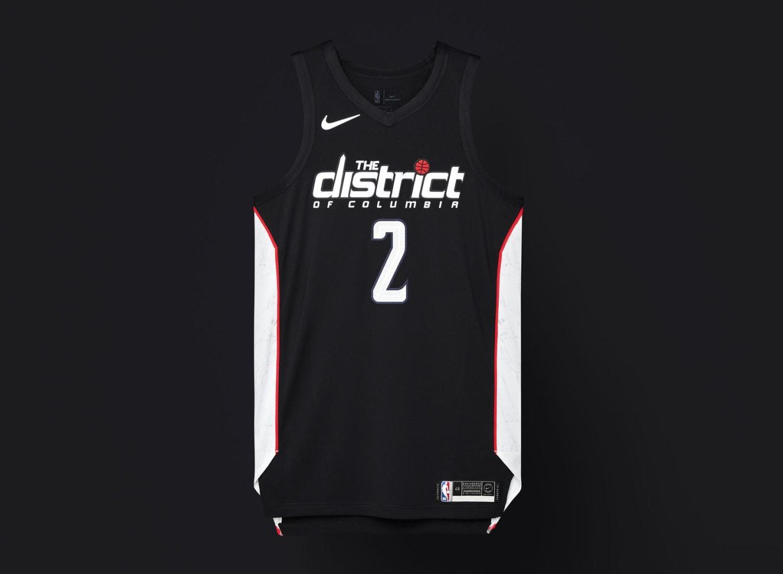 e5342e494f3 Nike 2018-19 NBA City Edition Jerseys